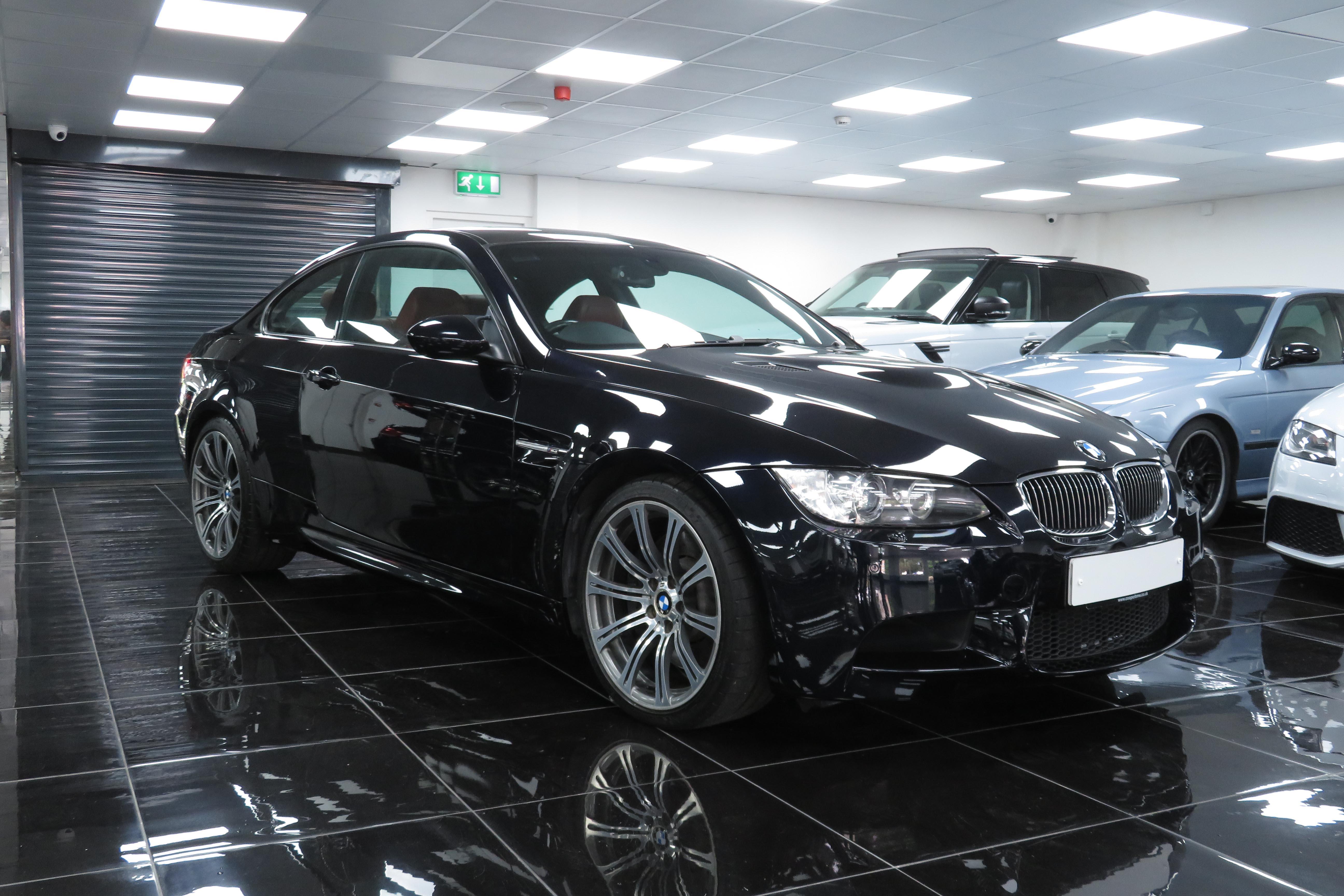 Sold 2007 57 Bmw E92 M3 Jerez Black Coupe Manual Tej