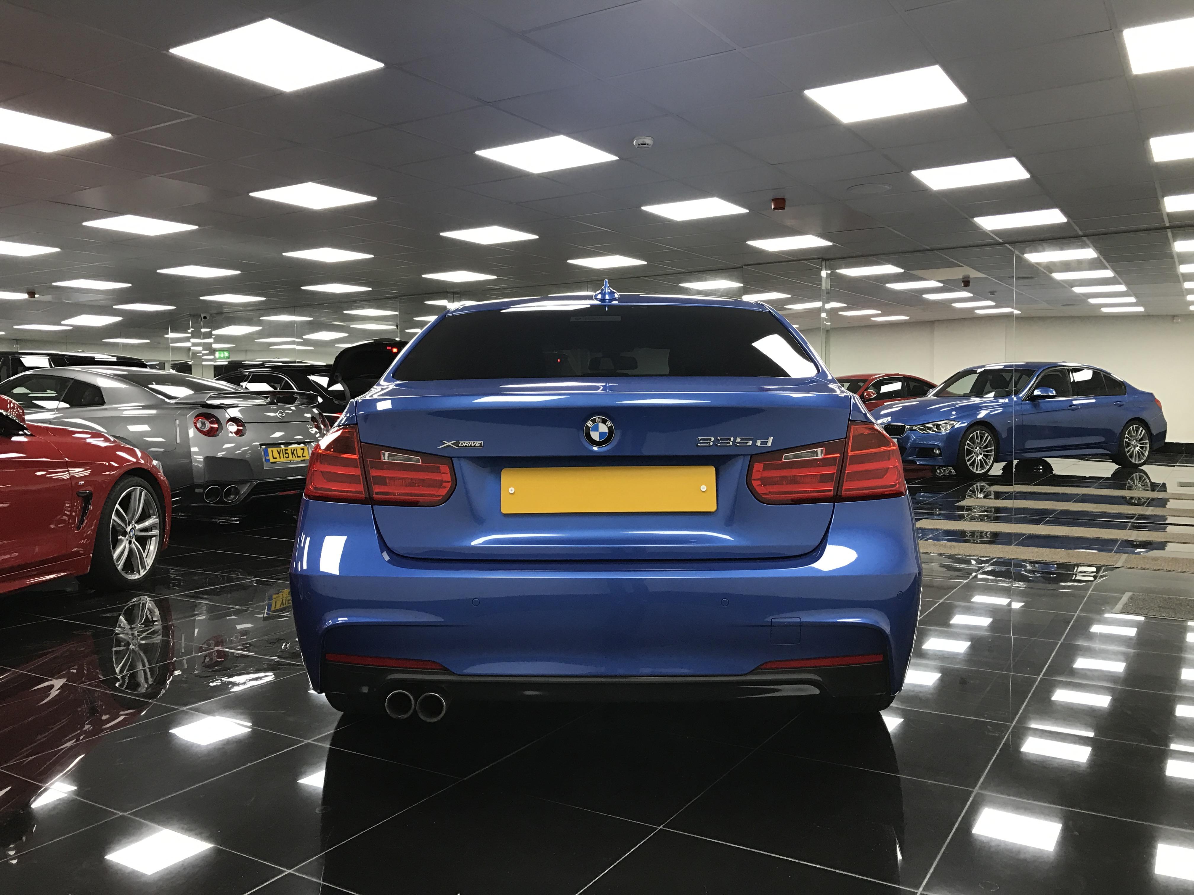 *SOLD* 2014 (14) BMW 335D M-Sport X-Drive Auto 4dr - Tej's ...