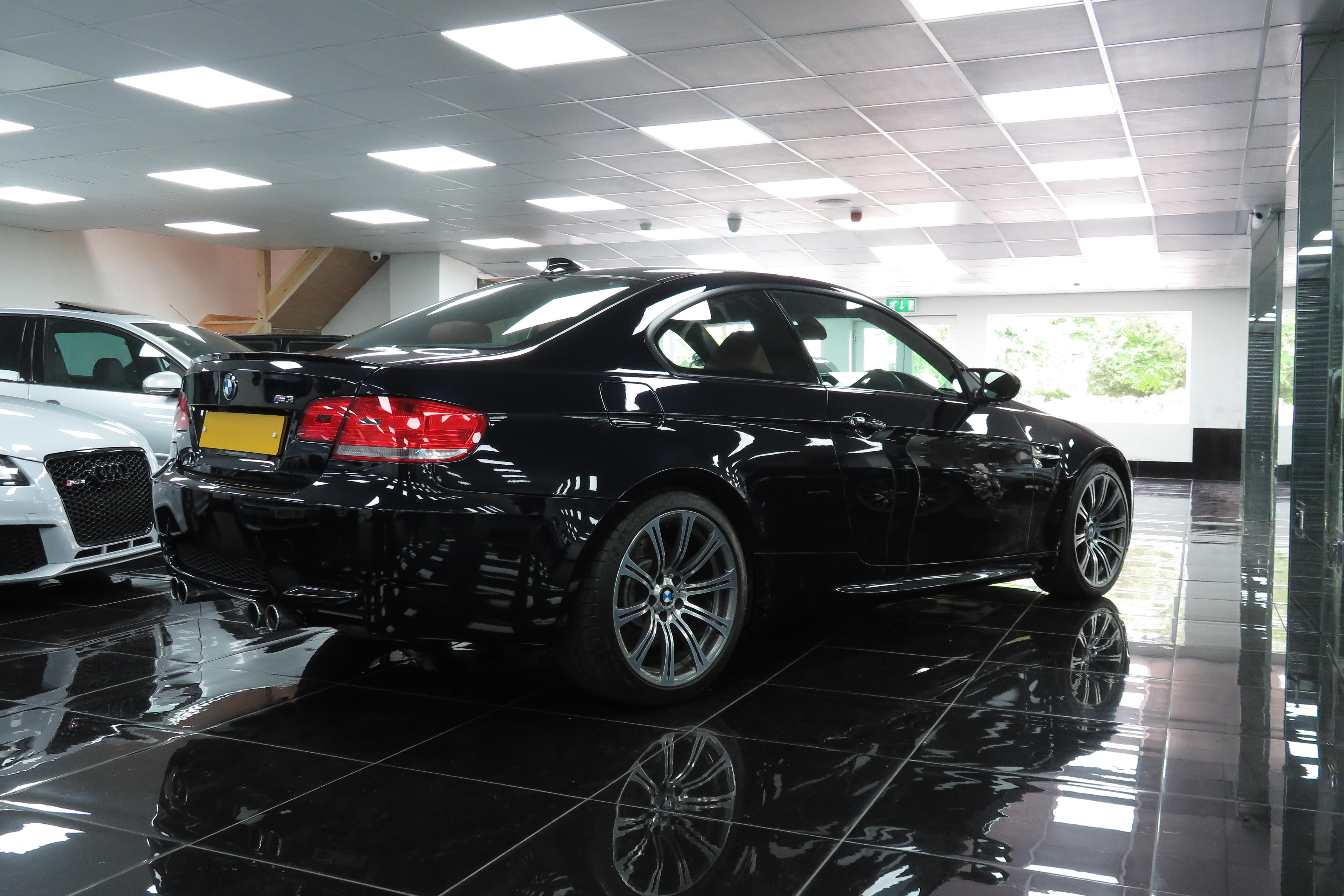 Sold 2007 57 Bmw E92 M3 Jerez Black Coupe Manual Tej